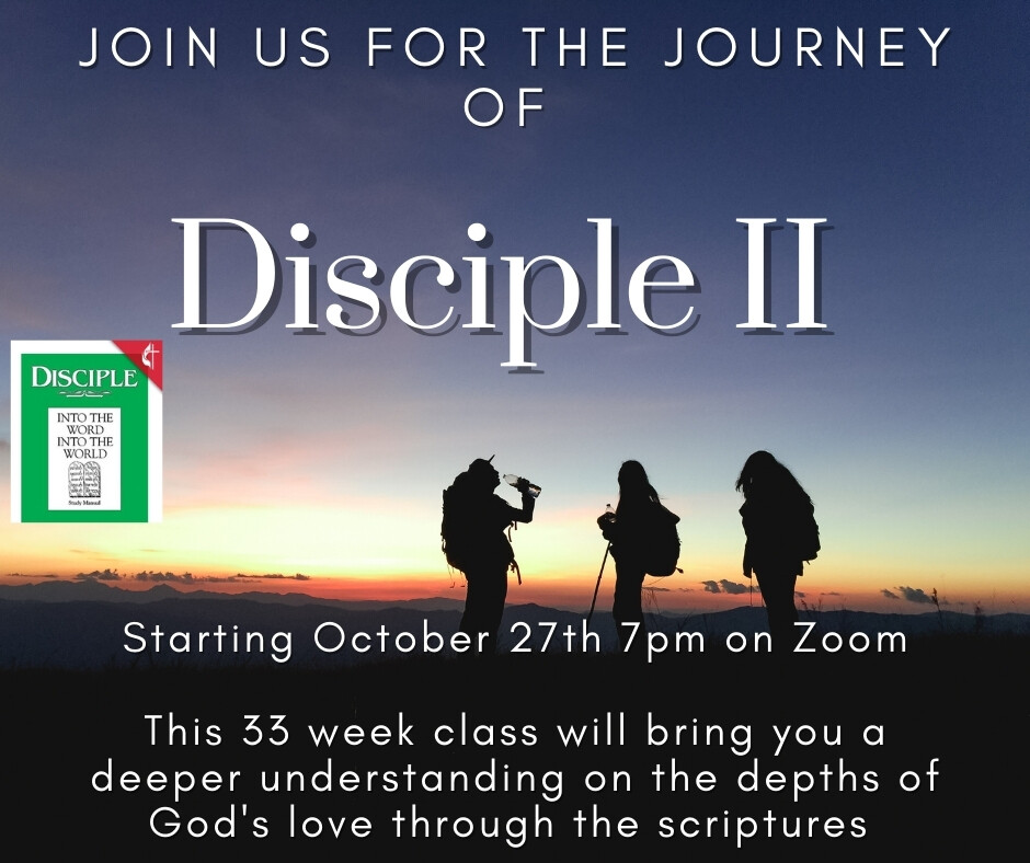 Disciple II - class forming now