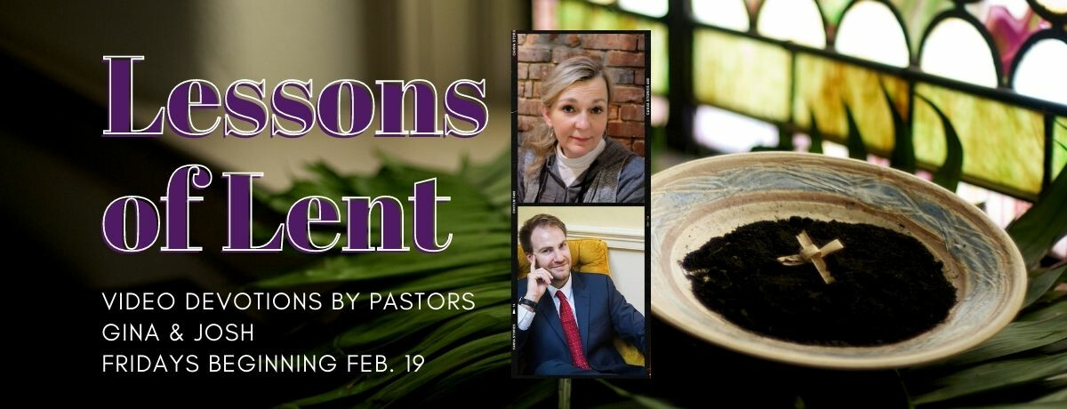 Lessons of Lent
